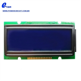 DISPLAY 2X12 COM BACKLIGHT(1202 12x2 122 Small lcd display STN Graphic LCD module)