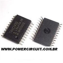 CIRCUITO INTEGRADO 74HC245D SMD SO-20 NXP - Código: 1019