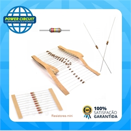 RESISTOR MINI CR20 10K 5% - Código: 11519