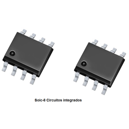 CIRCUITO INTEGRADO CD4081B SMD SOIC-8 TEXAS - Código: 4285