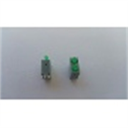 LED 3mm SMD stander Mentor 1201.8831 2 LED´S VERDE - CODIGO:9401